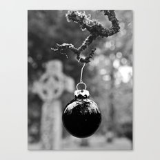 Simple ornament Canvas Print