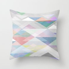 Nordic Combination 14 Throw Pillow