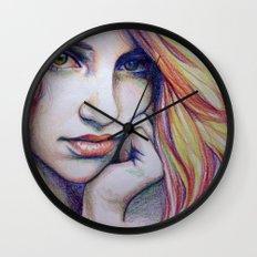crayolagron Wall Clock