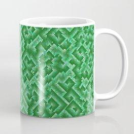 Complexity in green Coffee Mug