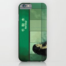 Subway Girl iPhone 6 Slim Case