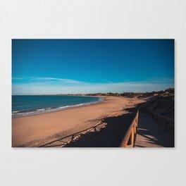 Rota Beach 2018 Canvas Print
