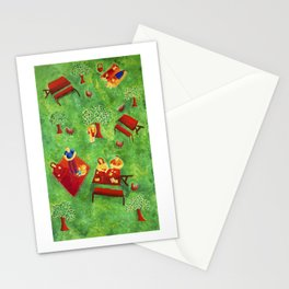 Picnic Stationery Cards