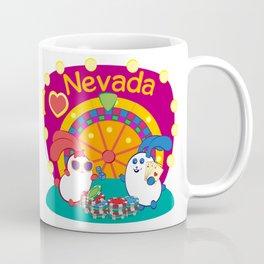 Ernest and Coraline   I love Nevada Coffee Mug