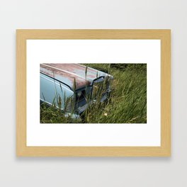 Nature Always Wins #8 Framed Art Print