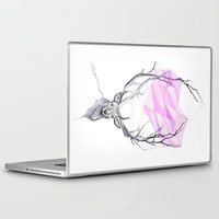dear Laptop & iPad Skins featuring Dear by eDrawings38