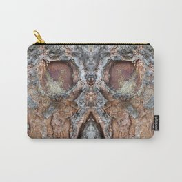 Tree face boo Carry-All Pouch
