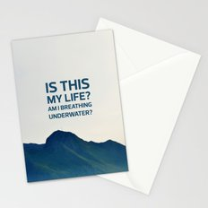 Is this my life? Stationery Cards