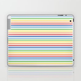 Vintage T-shirt No7 Laptop & iPad Skin