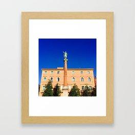 San Domenico Framed Art Print