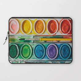 The Painter  Laptop Sleeve