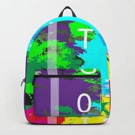 """""""GOFORITYOUIDIOT"""" Backpack"""