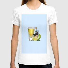 shoot your shot T-shirt