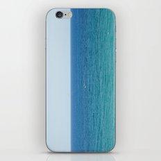 ocean vertical iPhone & iPod Skin