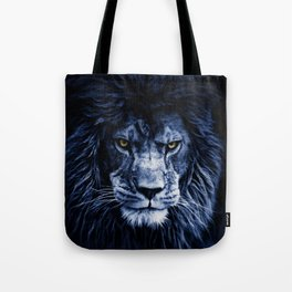 PANTHERA LEO Tote Bag