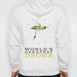 World's Greatest Drone Hoody