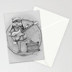 Joyful Noise -- Black and White Variant Stationery Cards