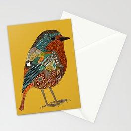 robin gold Stationery Cards