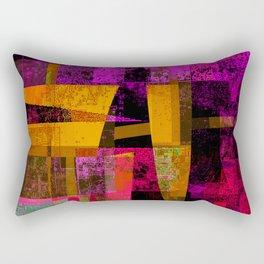 screwed up... Rectangular Pillow
