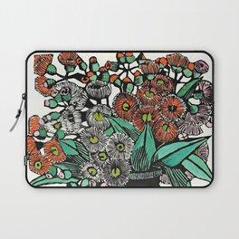 """Australian Gum Blossoms"" by Margaret Preston Laptop Sleeve"