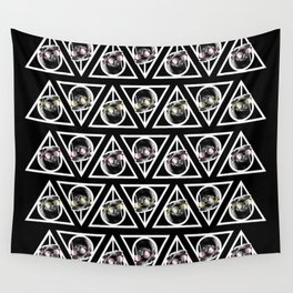 PUG SUKI - DEATHLY HALLOWS 2 Wall Tapestry