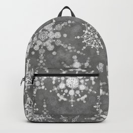 Winter Snowflakes Backpack