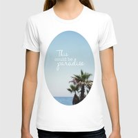 palms T-shirts featuring Palms by hayleyhigson