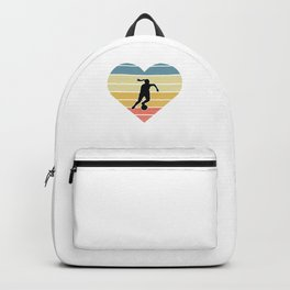 Girls Soccer Gift design Backpack