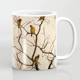 Waiting for Morning Coffee Mug