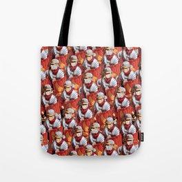Roman Legionary Pattern Tote Bag