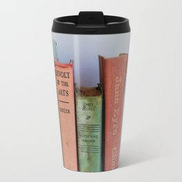 Wuthering Heights and Jane Eyre Travel Mug