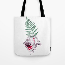 War  Cat Tote Bag