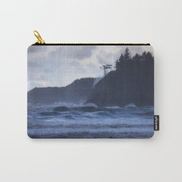 Storm Waves at Trinidad Beach Carry-All Pouch