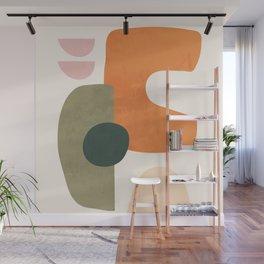 Abstract Art / Shapes 7 Wall Mural