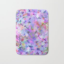 Fresh Flower Parfait Bath Mat