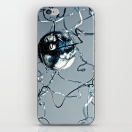 Trusting in mysterious things iPhone Skin