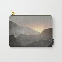 Minimal Landscape 03 Carry-All Pouch