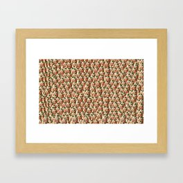 The Screams Framed Art Print
