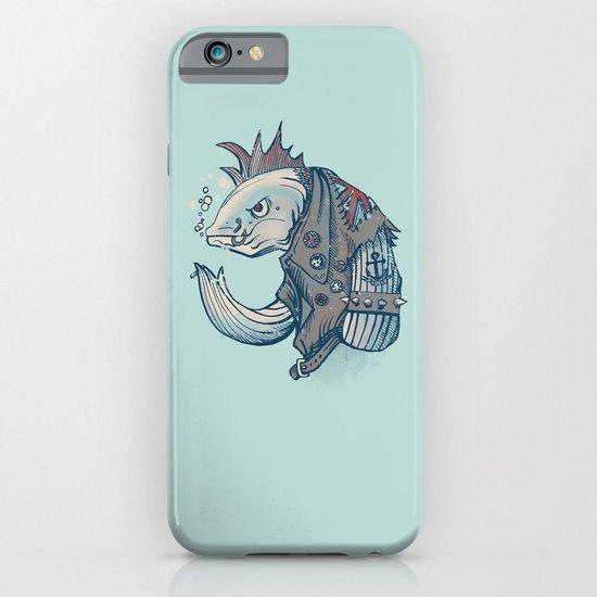 Punk Fish iPhone & iPod Case