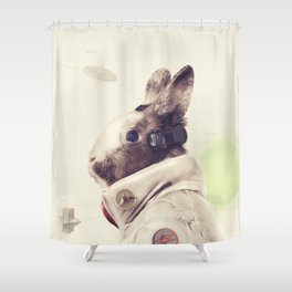 Star Team - Peppy Shower Curtain