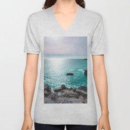 Turquoise Cove Unisex V-Neck