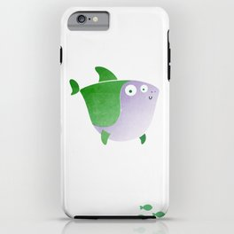 Plumply Shark  iPhone Case