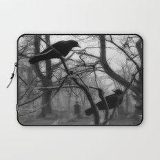 Graveyard Birds Laptop Sleeve
