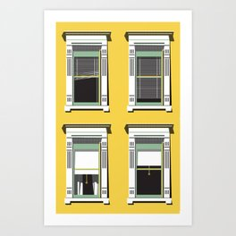 Nothing Like Home Art Print