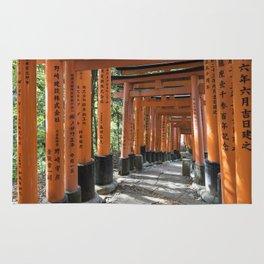 Fushimi Inari-taisha Shrine, Kyoto Rug