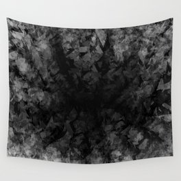 Abstract Radial Gradation Wall Tapestry