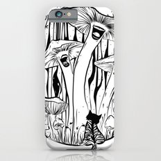 The Singing Mushrooms & The Zebra Cat iPhone 6s Slim Case