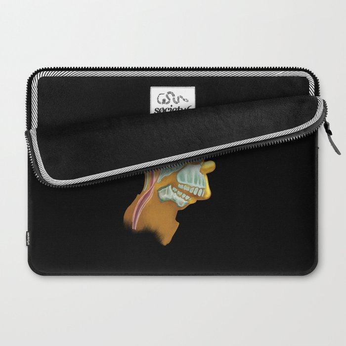 Homeric Thought Laptop Sleeve