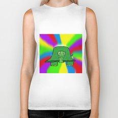 Turtle Biker Tank