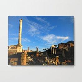 Foro Romano Metal Print